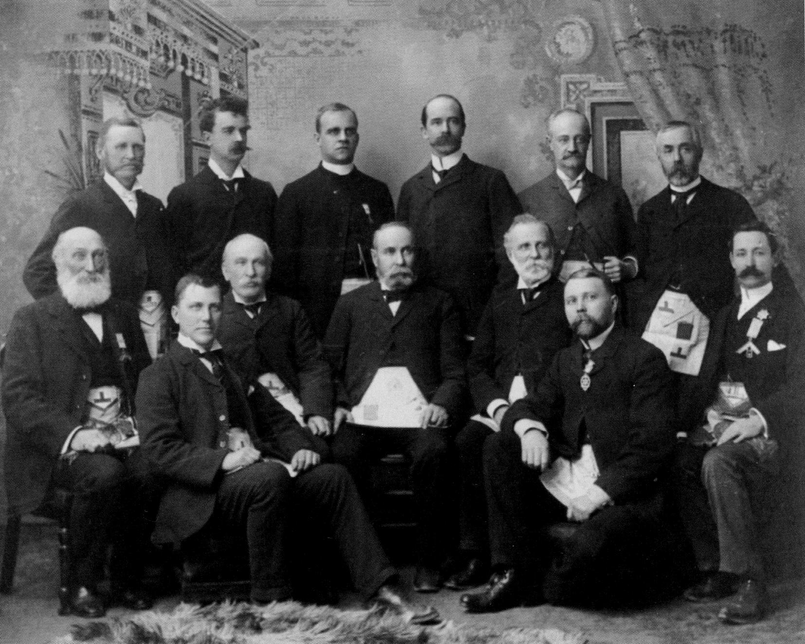 Masons 1881